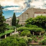 università suor orsola benincasa chiostro giardini