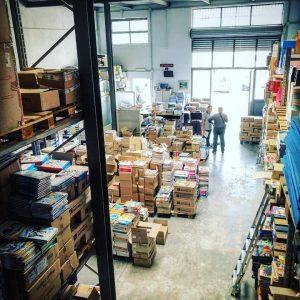 depositi libri scolastici gruppo matacena magazzino